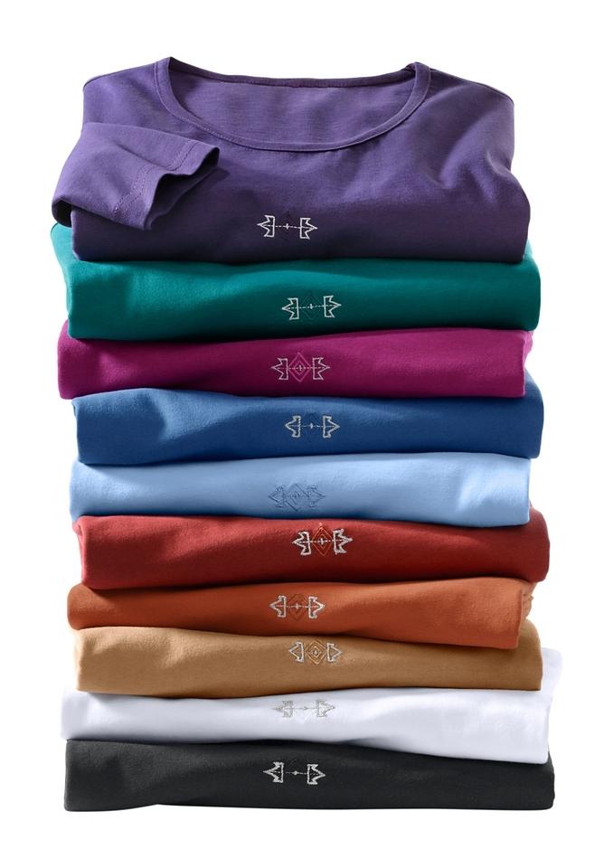 Classic Basics Shirt bestellen: 30 dagen bedenktijd