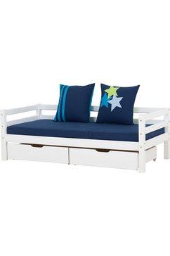 hoppekids bedbank »my room« wit