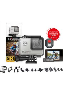easypix »goxtreme vision+« action cam zilver
