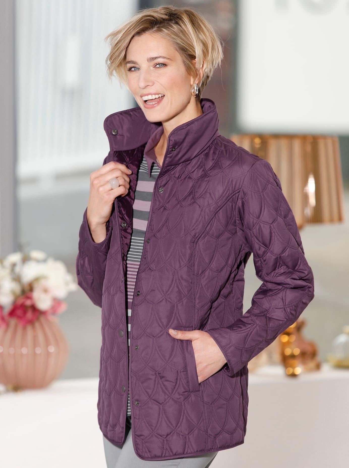 Gewatteerde jas - verschillende betaalmethodes