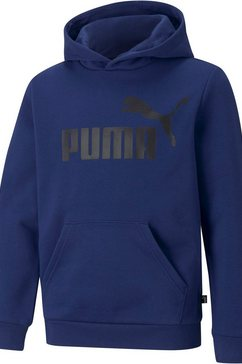 puma hoodie blauw