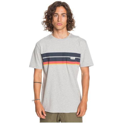 NU 20% KORTING: Quiksilver T-shirt Anzio