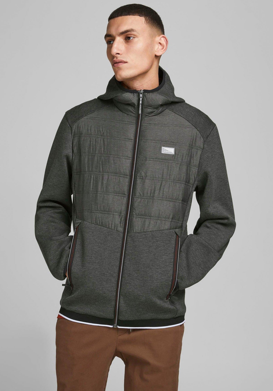 Jack & Jones gewatteerde jas TOBY HYBRID JACKET voordelig en veilig online kopen