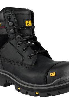 caterpillar werkschoenen gravel heren veiligheidsschoenen - veiligheidslaarzen zwart