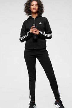adidas performance joggingpak women energy tracksuit zwart