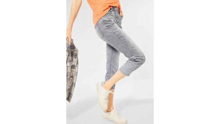 Cecil 7/8 jeans Stijl Toronto in used-wassing
