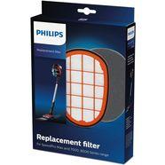 philips filterset fc5005-01 voor speedpro ma- oplaadbare stofzuiger (set, 2-delig) grijs
