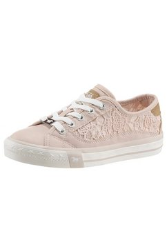 mustang shoes sneakers roze