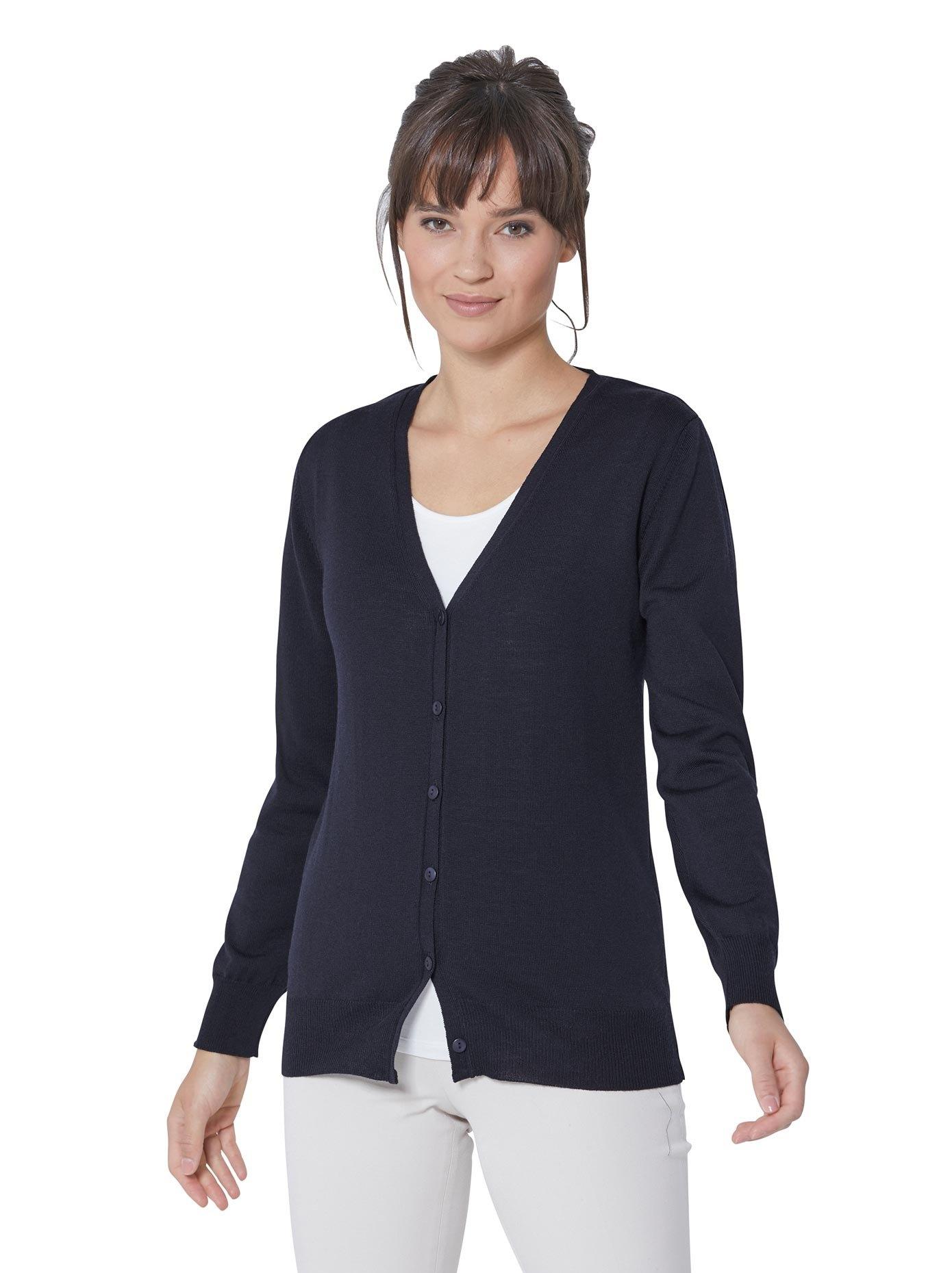 Casual Looks vest van merinoswol goedkoop op otto.nl kopen