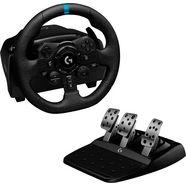logitech games gaming-stuur g923 voor ps4 en pc zwart