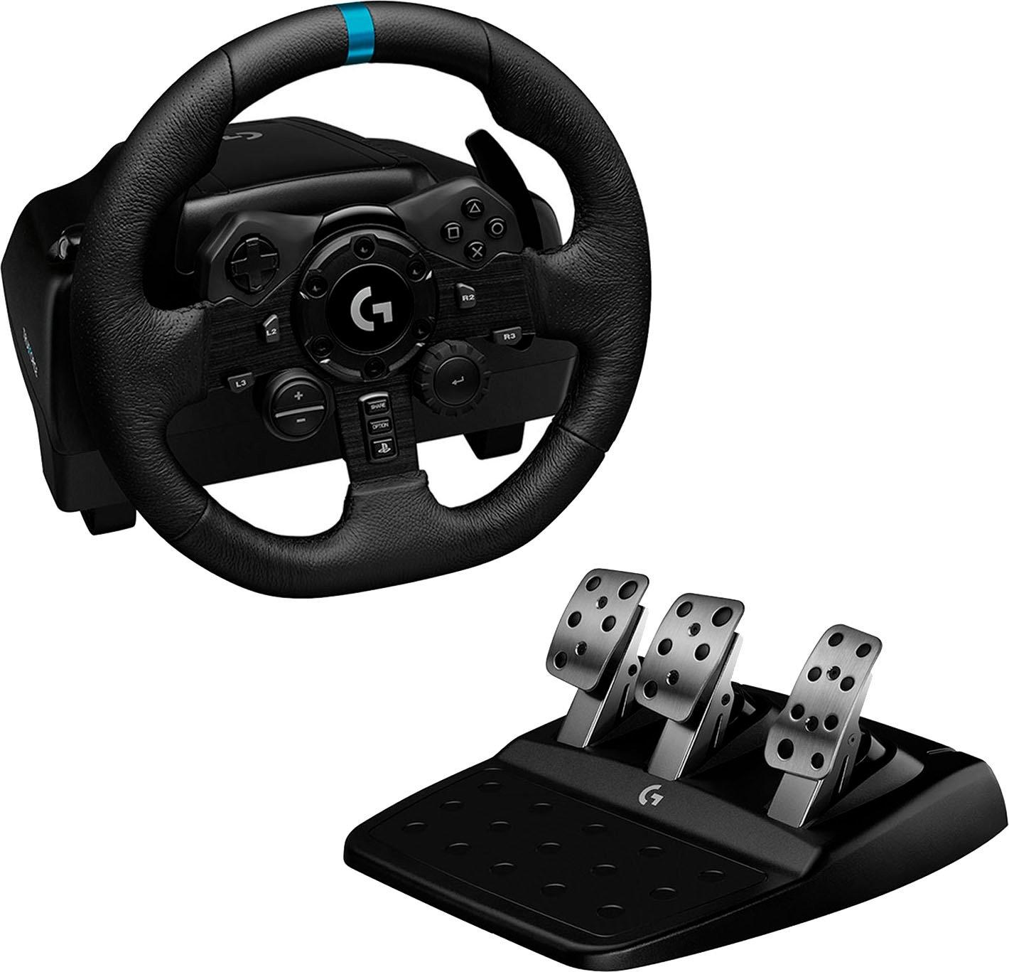 Logitech Games gaming-stuur G923 voor PS4 en pc nu online kopen bij OTTO