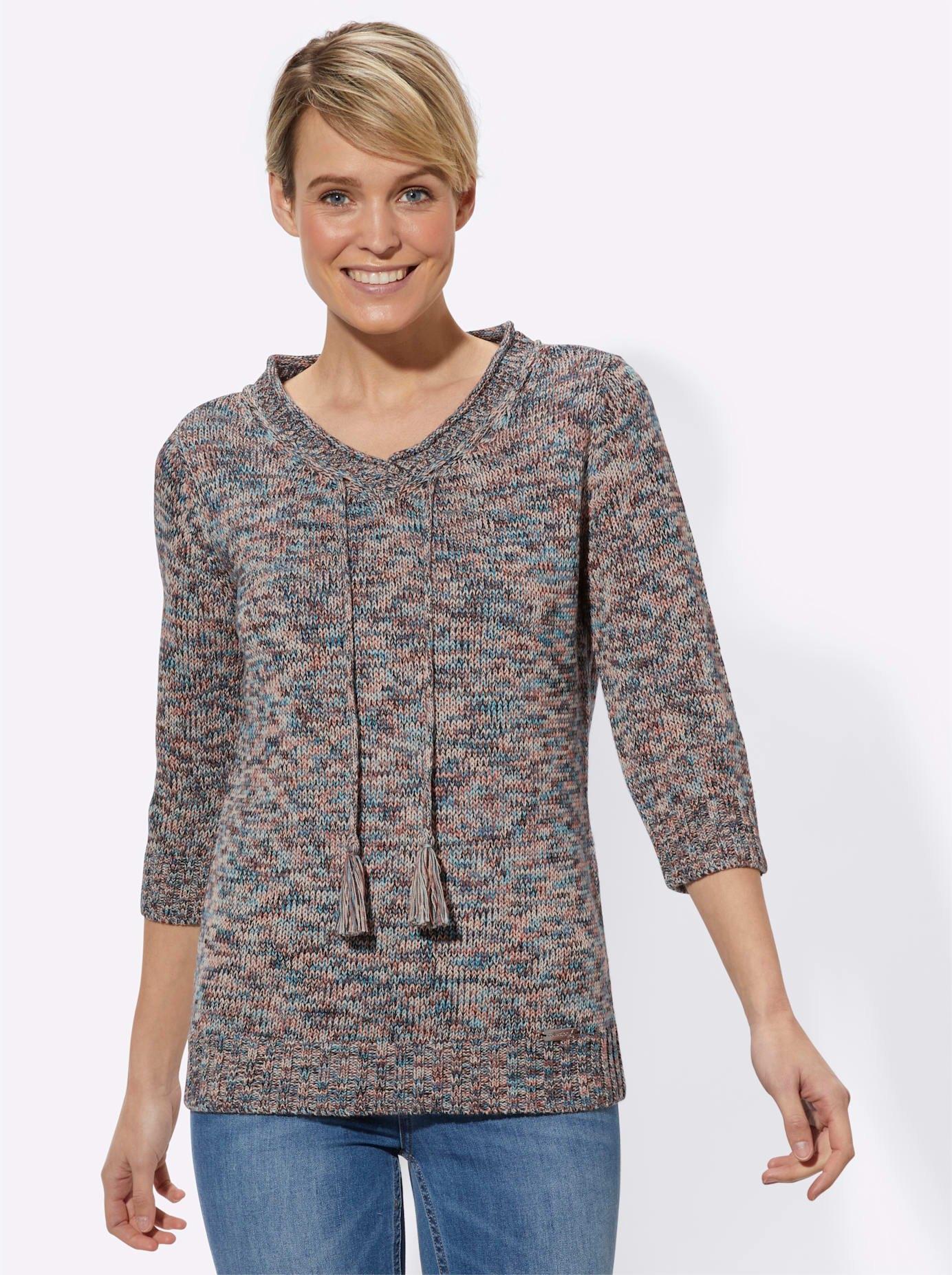 Casual Looks trui met 3/4-mouwen Trui online kopen op otto.nl