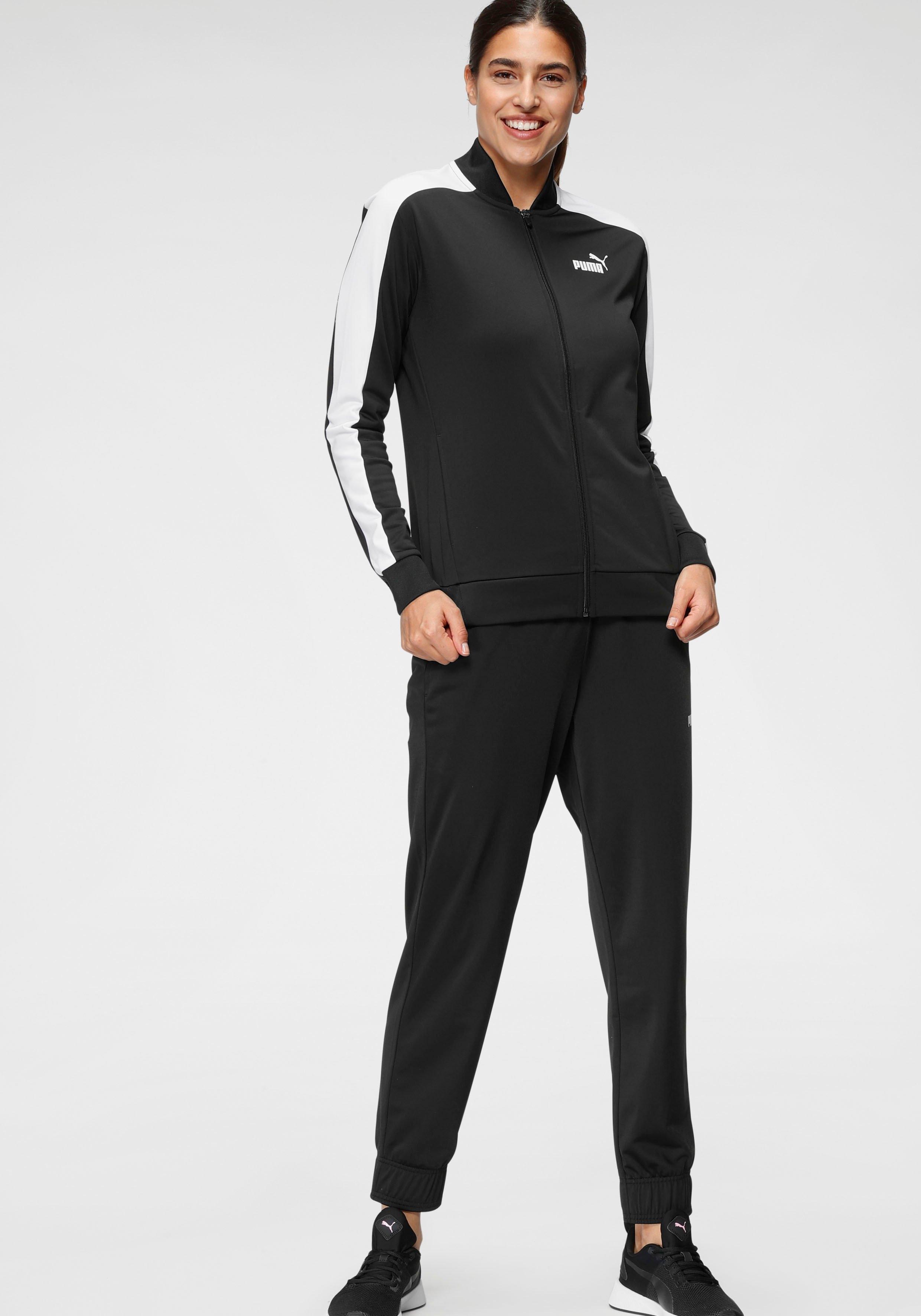 PUMA trainingspak »Baseball Tricot Suit cl« nu online bestellen
