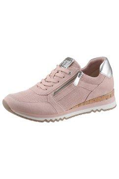 marco tozzi sneakers roze