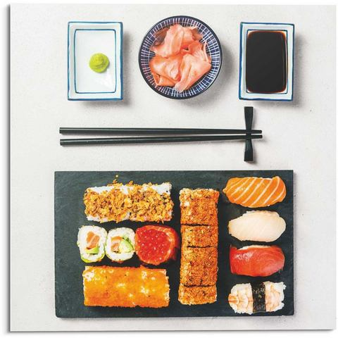 Home24 Glazen afbeelding Sushi Menu, Reinders