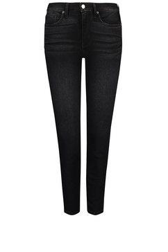 nydj skinny jeans van premium-denim zwart