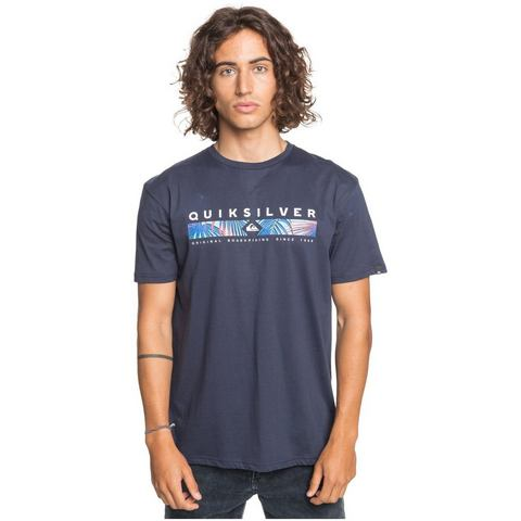 NU 20% KORTING: Quiksilver T-shirt Jungle Jim