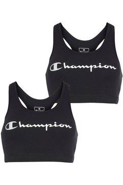 champion sport-bh »bra« (set van 2) zwart
