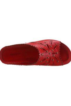 gemini slippers rood