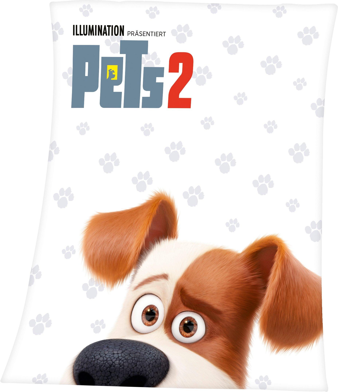 kinderdeken »Pets 2« online kopen op otto.nl