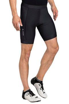 vaude fietsbroek men's advanced pants iv zwart