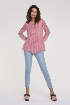 lange blouse multicolor