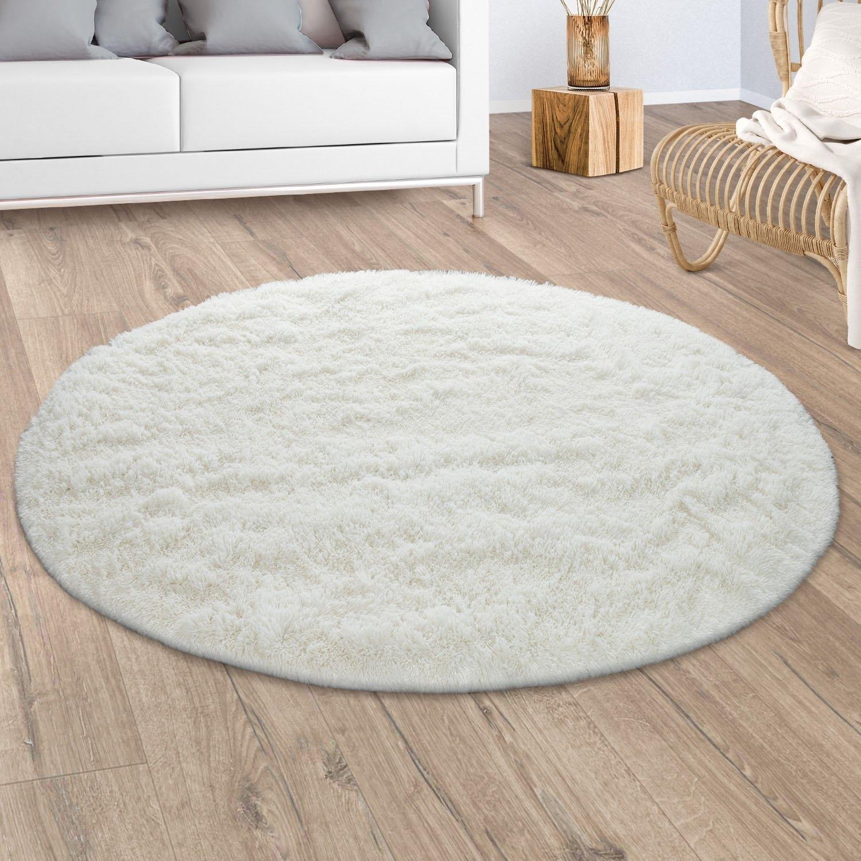 Paco Home Hoogpolig vloerkleed Silky 591 nu online bestellen