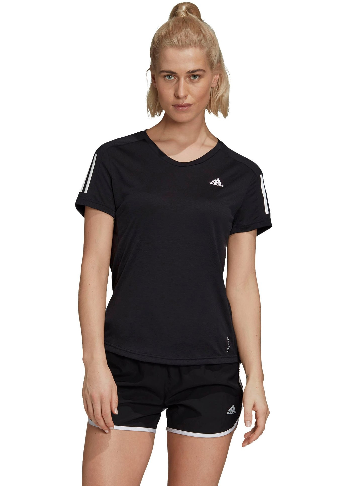 adidas Performance runningshirt »OWN THE RUN TEE« bij OTTO online kopen