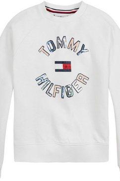 tommy hilfiger sweatshirt sequins sweatshirt wit