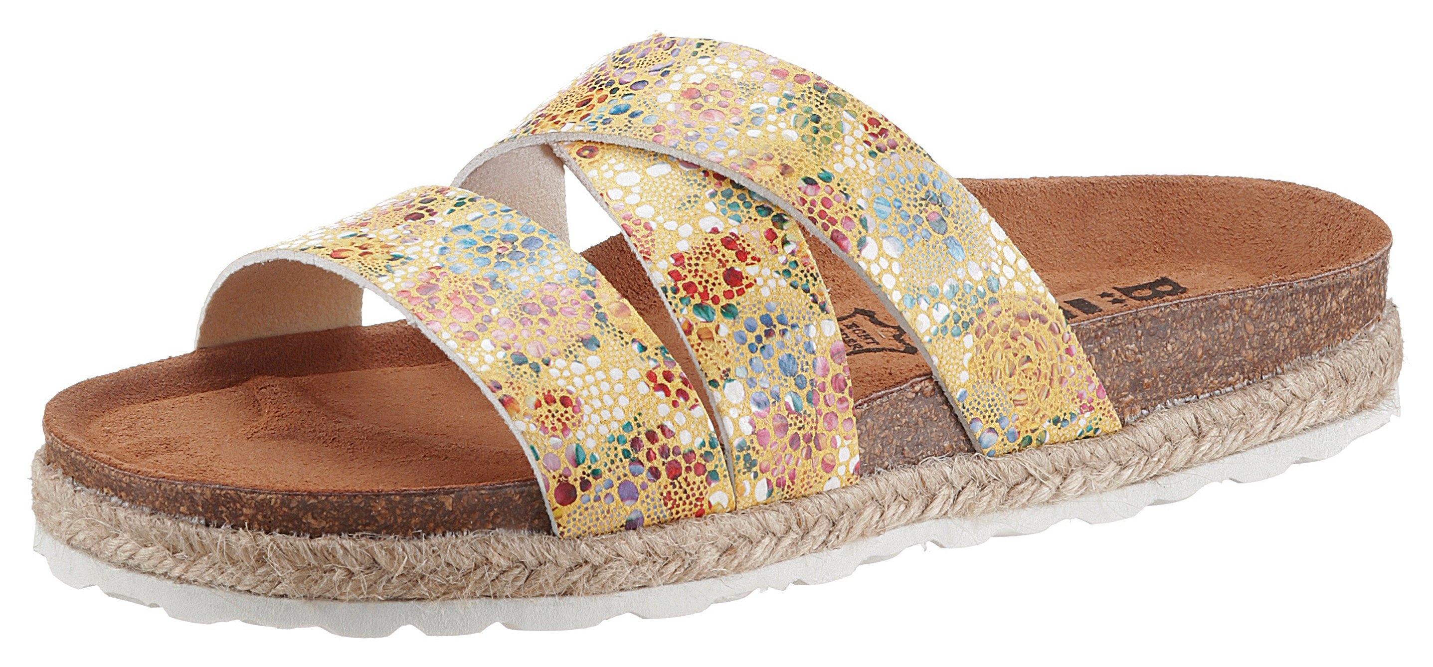 Op zoek naar een Bio Time slippers met veelkleurige print? Koop online bij OTTO
