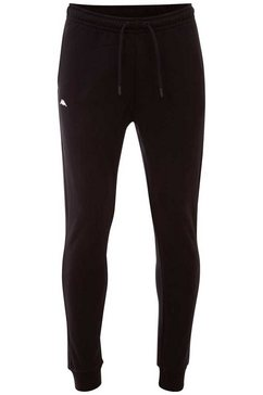 kappa joggingbroek »hadwin« zwart