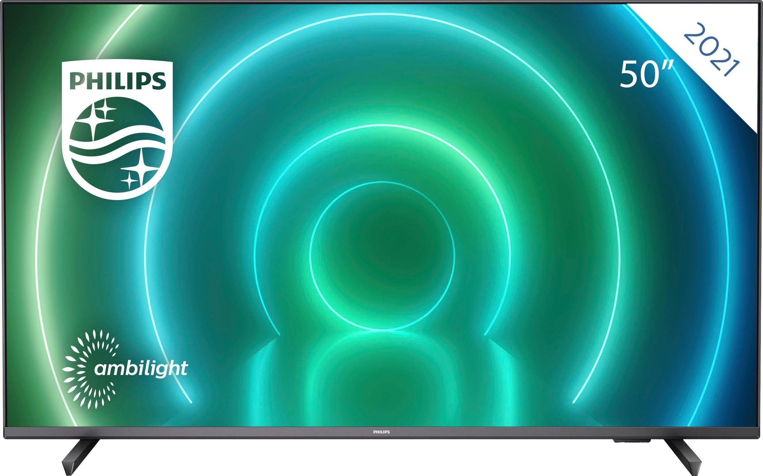 Philips led-TV 50PUS7906/12, 126 cm / 50