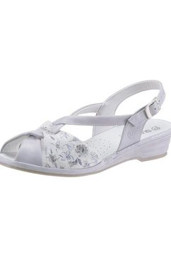 suave sandaaltjes grijs