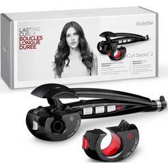 babyliss haarstyler c1300e curl secret 2 auto-curler grijs