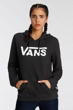 vans hoodie classic v ii hoodie zwart