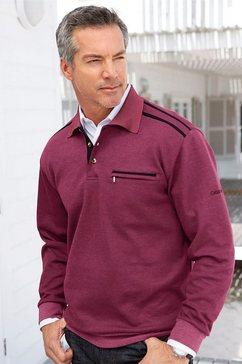 catamaran sweatshirt rood