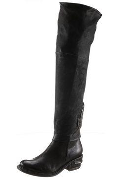 a.s.98 overknee-laarzen »ignix« zwart