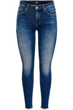 only skinny jeans »blush« blauw