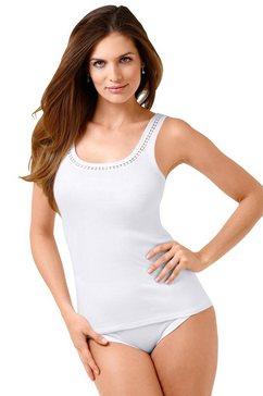 schoeller hemd in set van 2 wit