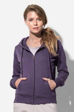 stedman hoodie paars