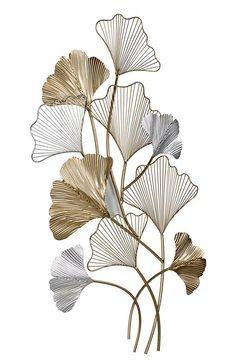 wanddecoratie zilver