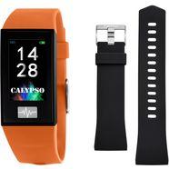 calypso watches smartime, k8500-3 smartwatch oranje