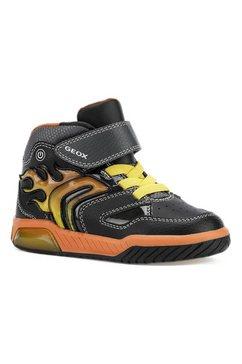 geox kids sneakers schoenen uitneembare binnenzool zwart