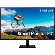 """samsung smart monitor s32am704ur, 81,3 cm - 32 """", 4k ultra hd zwart"""