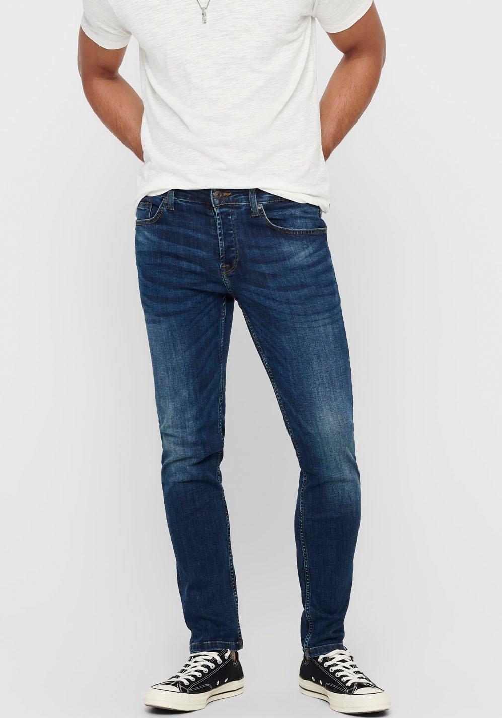 ONLY & SONS regular fit jeans WEFT goedkoop op otto.nl kopen