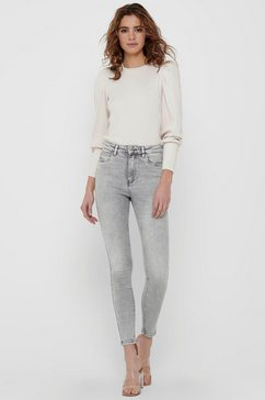 only ankle jeans »onlmila« grijs