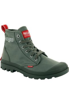 palladium sneakers »pampa hi dare« groen