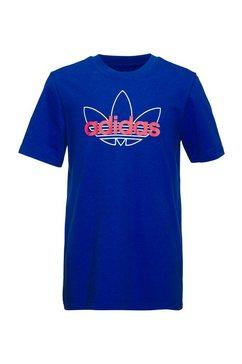 adidas originals t-shirt »adidas sprt collection graphic« blauw