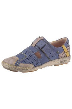 kacper klittenbandschoenen in een leuke kleurencombinatie blauw