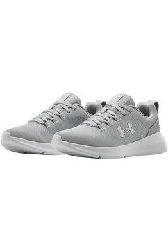 under armour sneakers »essential« grijs